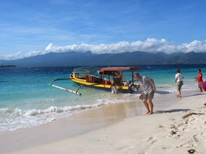 strand rondreis indonesie