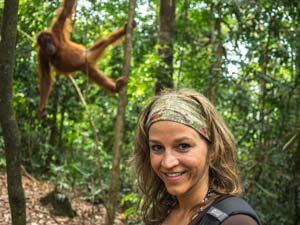 Rondreis 4: Van apenjungle naar rijstterras op Sumatra en Bali