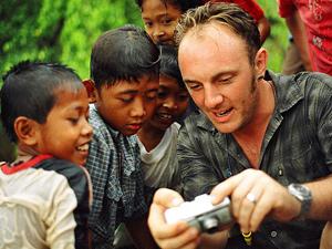 indonesie vakantie foto