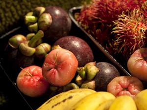inspiratie voor indonesie tropisch fruit