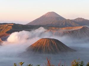 java bromo vulkaan