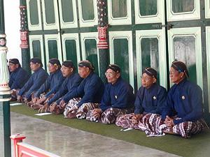 kraton yogya reis indonesie