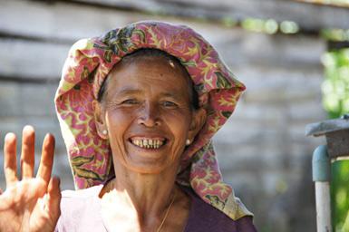local sumatra reizen samosi indonesie
