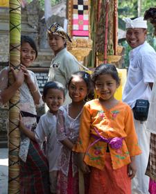 lokale bevolking indonesie