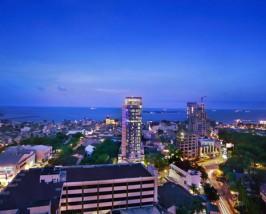 makassar hotel uitzicht