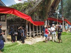 lokale bevolking en cultuur indonesie