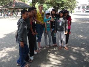 reisspecialist indonesie kinderen