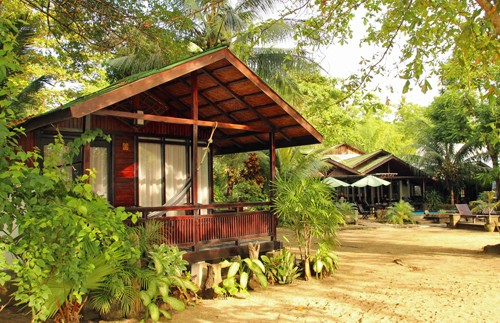 cabin bunaken indonesie
