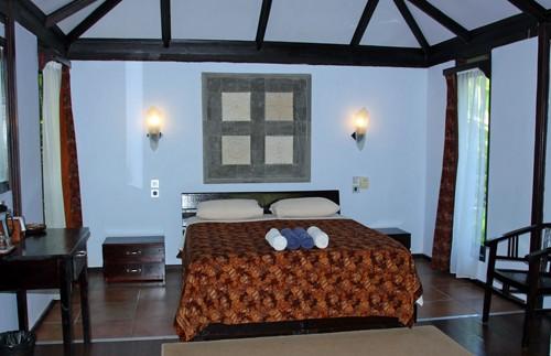 slaapkamer bunaken indonesie