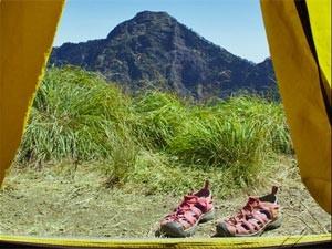 kamperen lombok indonesie