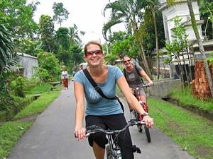 bali reis - fietsen
