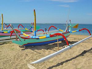 strand sanur bali rondreis indonesie