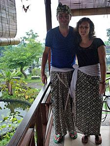 sarong indonesie kleding