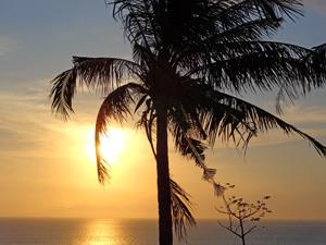Senggigi Lombok - zonsondergang