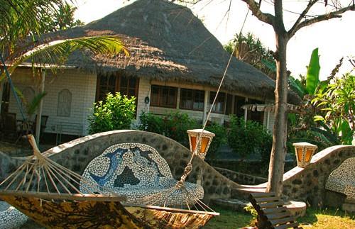 bungalow seraya bali