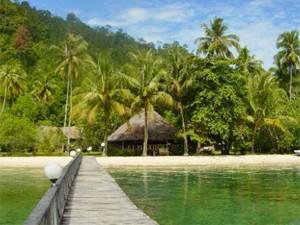 strand sumatra reis