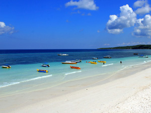 strand sulawesi indonesie
