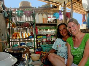 sulawesi reis tempe indonesie