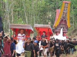 toraja begrafenis indonesie