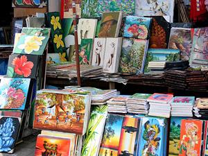 art shop rondreis Bali Java