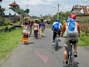 fietsen rondom ubud bali
