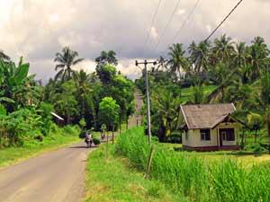 indonesie vervoer prive transfer