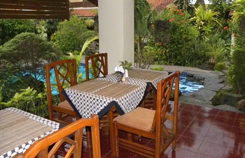 yogyakarta hotel restaurant indonesie