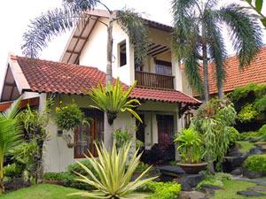 Hotel Yogyakarta Indonesie Java Bali