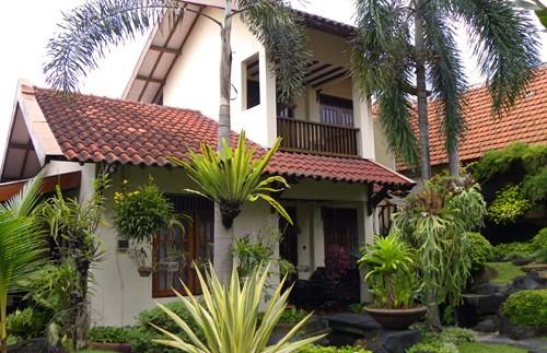 yogyakarta hotel room indonesie