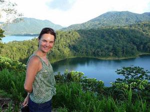 indonesie bali munduk meer