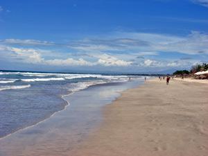indonesie bali sanur strand