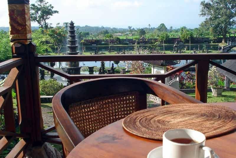 vakantie Indonesië - mooi hotel