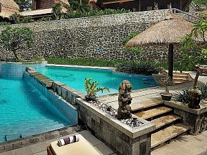 Spa Senggigi - zwembad