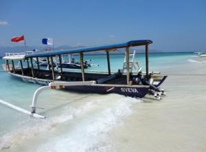 Indonesië reis: Gili-eilanden