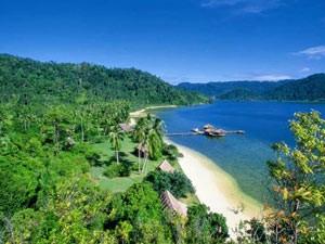 Vakantie Indonesië - Cubadak