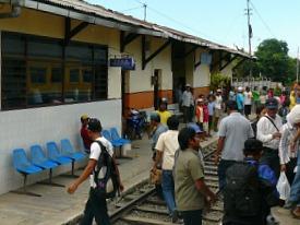 Yogyakarta treinreis