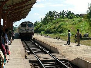 Kedeng Kedeng naar Yogyakarta