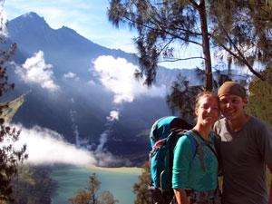 Doen: de Rinjani-vulkaan beklimmen!
