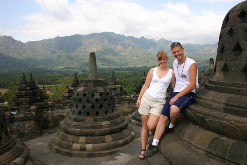 Java en Bali in vogelvlucht