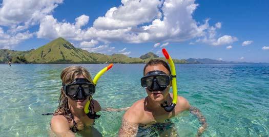 Snorkelen tijdens je Indonesië-reis