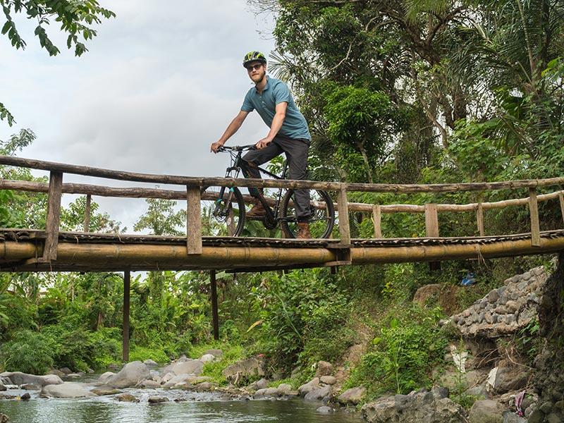 Mountainbike Indonesie