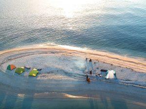 Het strand van Pemuteran, Bali