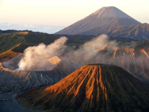 java vulkanen
