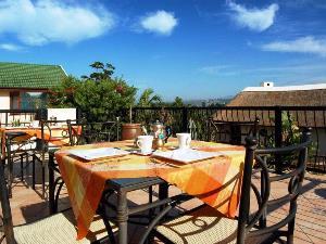 Starten Sie den Tag mit einem tollen Ausblick in Knysna, Südafrika