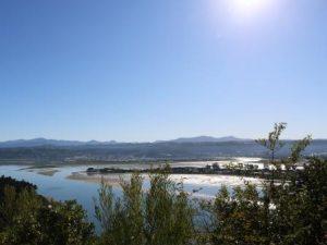 Süafrika - Garden Route - Blick auf Knysna