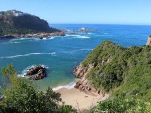 malerische Bucht in Knysna bei 3 Wochen Südafrika Rundreise