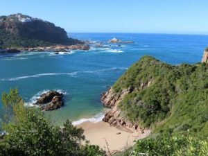 Südafrika - Knysna - malerische Bucht in Knysna - Südafrika Rundreise 3 Wochen