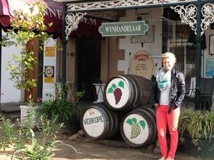 Stellenbosch zu Fuß erkunden