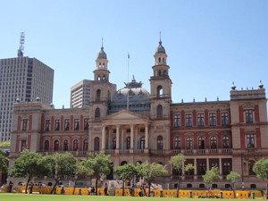 Südafrika-Pretoria-Justizpalast