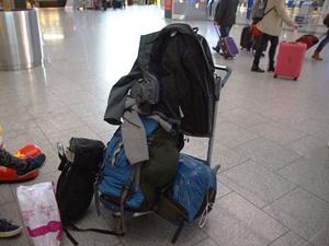 Gepäck für Ihre Reise